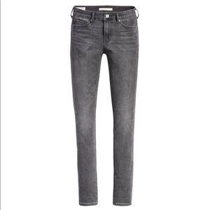 NWT Levi's PREMIUM 711 Skinny Women's Jeans 24x30